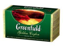 Чай Гринфилд пакетики  25 шт
